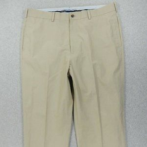 Brooks Brothers Flat Front Dress Pants Mens 38x32
